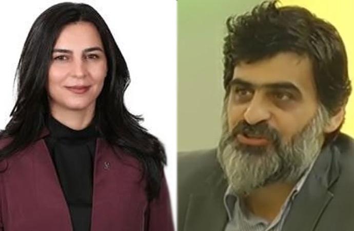 AKP'li vekil ve Akit yazarı birbirine girdi! 'Paçavra'