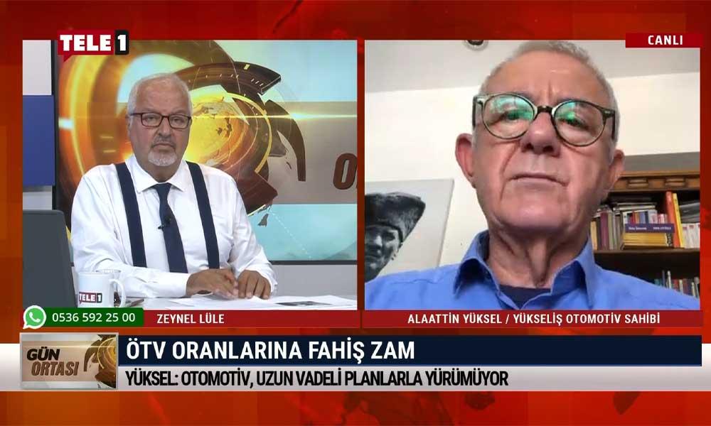 """""""ÖTV, bütçeyi doldurmak için kullanılıyor"""""""