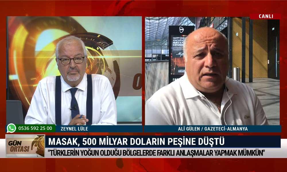 Gazeteci Ali Gülen: Anlaşma kara para ile mücadele için yapılırken, olay bundan saptı