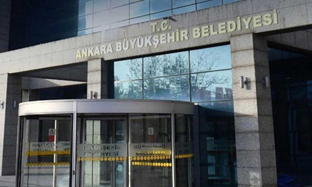 Ankara Büyükşehir Belediyesi'nde vaka sayılarında korkutan artış