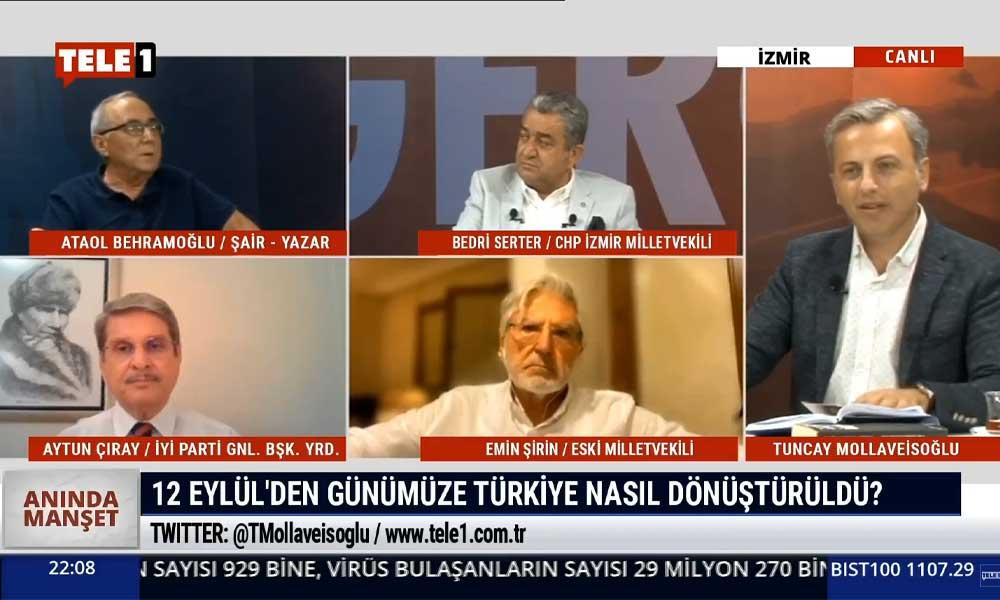 Ataol Behramoğlu: Türkiye'de şu anda darbe iktidarı var