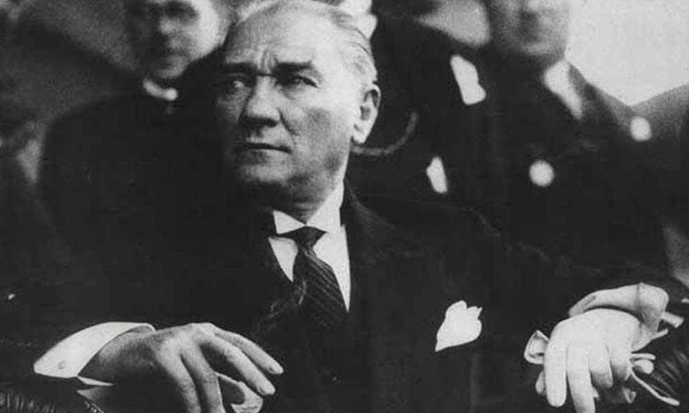 Atatürk'ün daha önce hiç bilinmeyen bir fotoğrafı daha ortaya çıktı