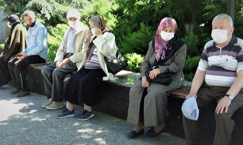 Valilik 65 yaş ve üzeri yurttaşlar için koronavirüs 'kısıtlamalarını' açıkladı