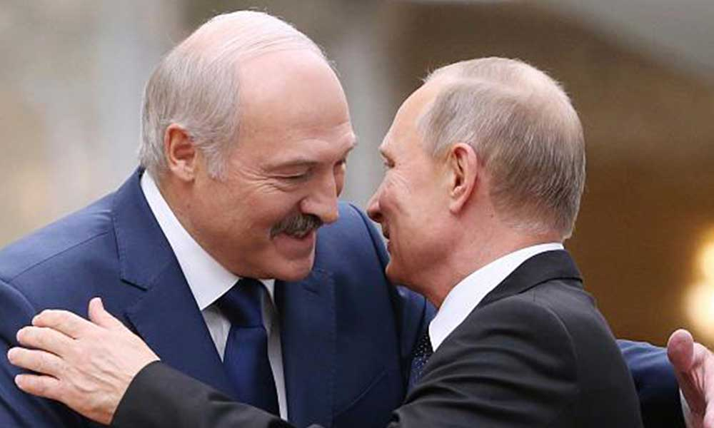 Belarus Cumhurbaşkanı Lukaşenko: Belarus çökerse, Rusya da çökecek