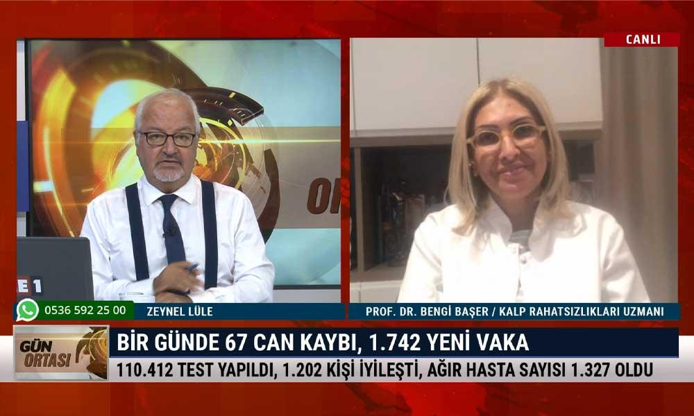 Prof. Dr. Bengi Başer: İstatistikçiler önümüzdeki aylarda vakaların 5 binin üzerine çıkacağını planlıyor