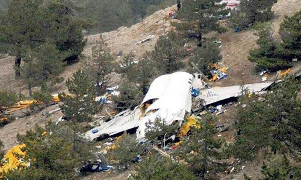 Bilim insanlarının öldüğü uçak kazasının gizemini 13 yıl sonra anlattı