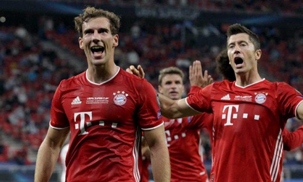 Bayern Münih, Sevilla'yı uzatmalarda devirdi: UEFA Süper Kupa'nın sahibi oldu!