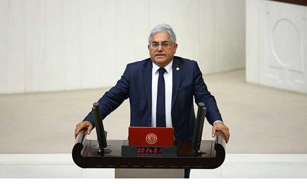 CHP'li Dr. Servet Ünsal: Bilkent Şehir Hastenesi'nde 180'den fazla hasta yoğun bakım bekliyor
