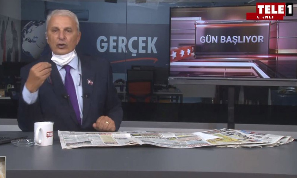 AKP Kongresinde Türk bayrağına saygısızlık – GÜN BAŞLIYOR
