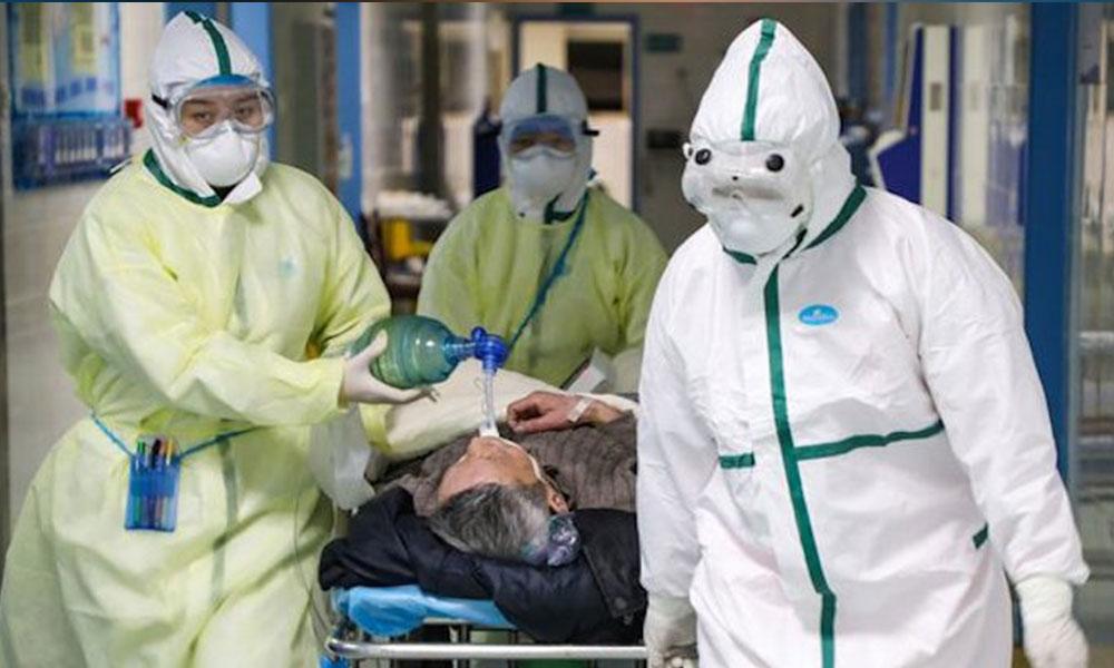 'Koronavirüs vakalarının yüzde 14'ünü sağlık çalışanları oluşturuyor'