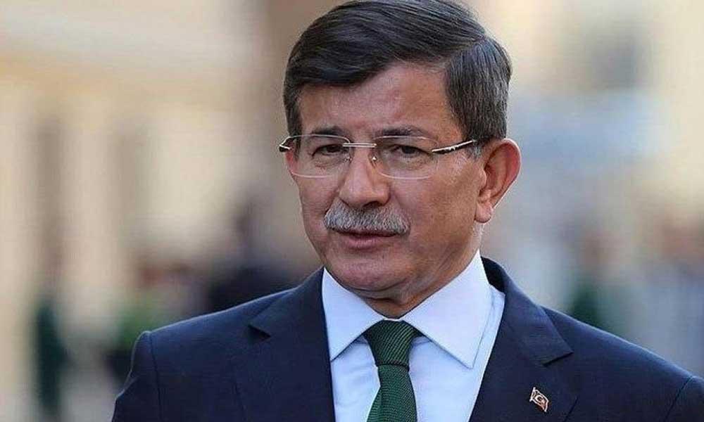 Davutoğlu: Sedat Peker'e devlet adına koruma veren siz değil miydiniz?