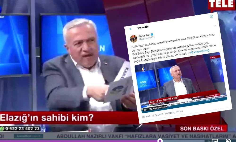 Vatandaşa hakaret eden AKP'liye CHP'den sert yanıt