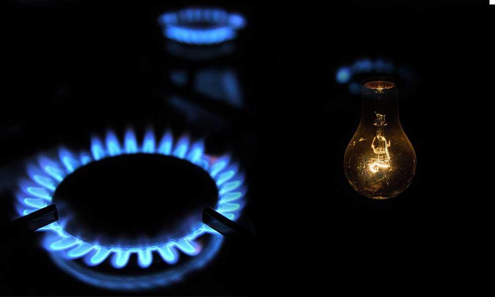 Zamlar toplandı! Elektrik yüzde 32 Doğal gaz 34