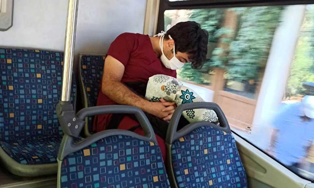 Otobüste uyuyakalan doktor: Bu süreçte beni en çok üzen olay Ankara'daki saldırı oldu