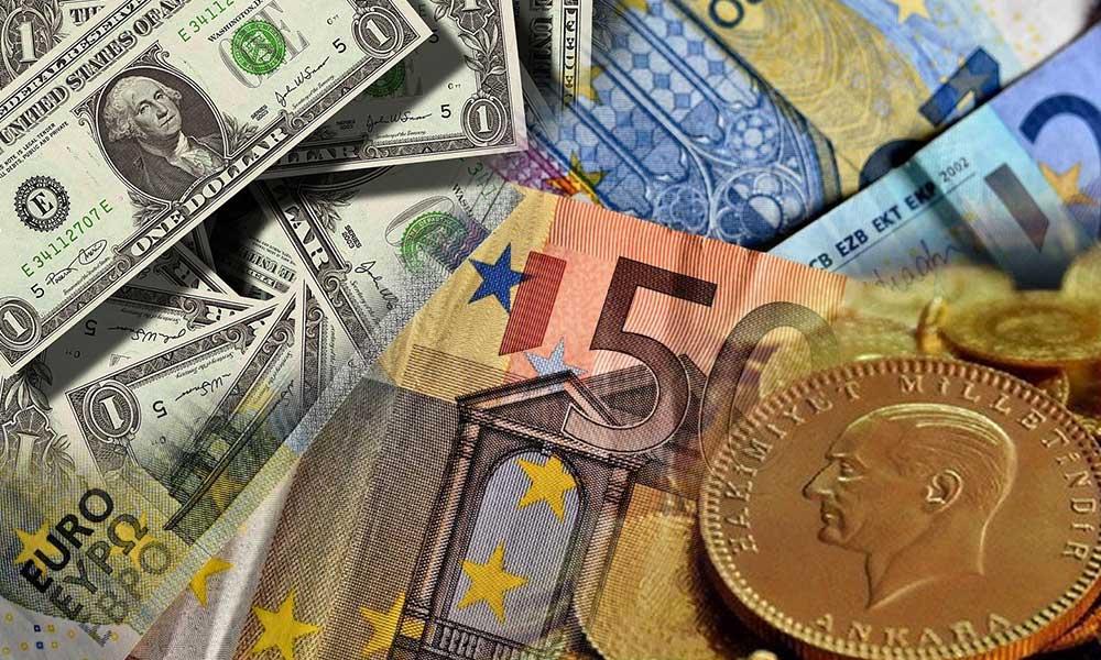 Küresel ekonomi olumlu yönde… Türkiye'de dolar, euro, altın tavan yaptı