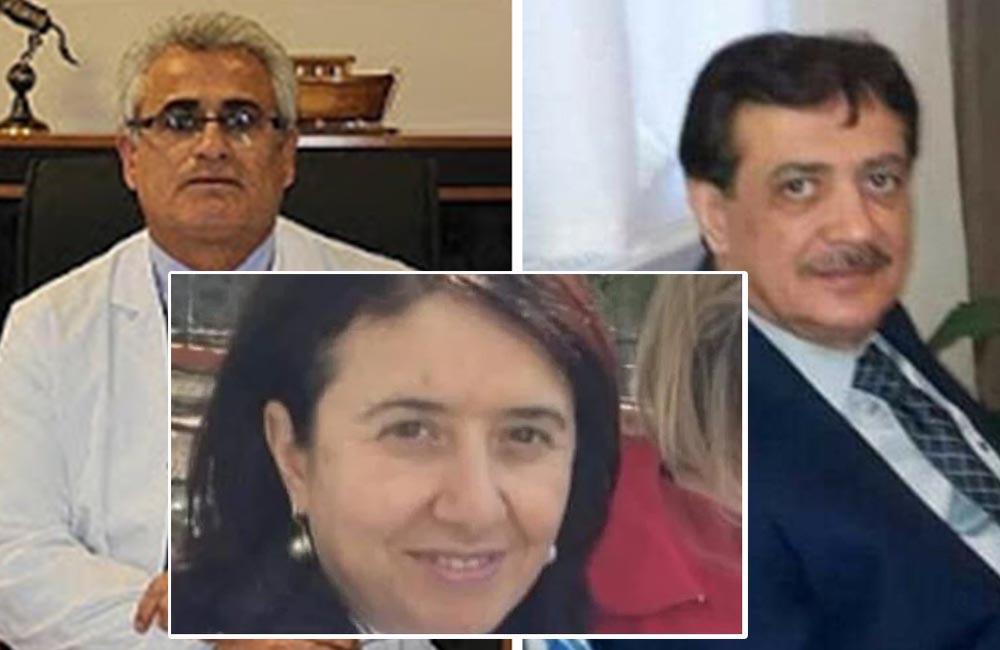 İki doktor ve bir hemşire koronavirüs nedeniyle hayatını kaybetti