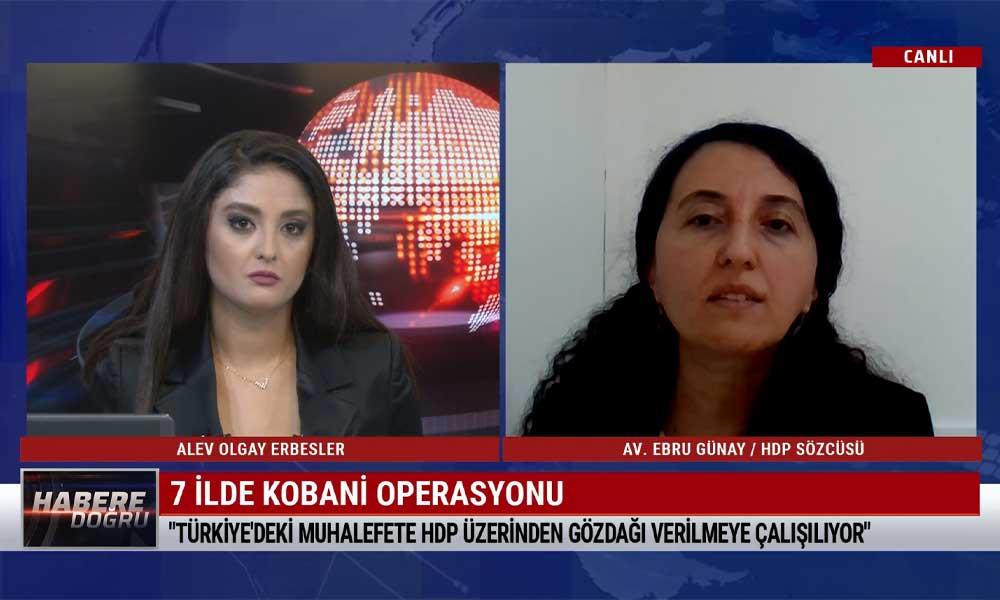 HDP Sözcüsü Ebru Günay: Hiçbir baskı bize diz çöktüremedi, her koşulda faşist bloğa kaybettirmeye devam edeceğiz