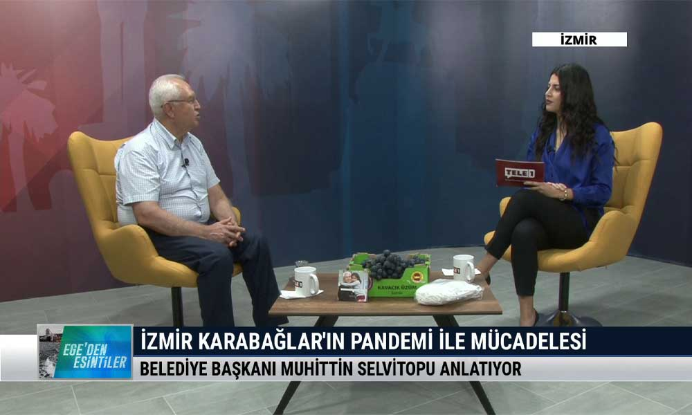 İzmir Karabağlar Belediye Başkanı Muhittin Selvitopu: Kentsel dönüşüm yapıyorlar, yeşil alan yok!
