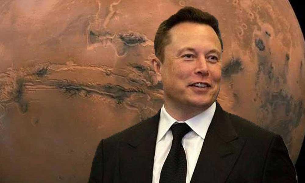 Elon Musk'dan Mars açıklaması: Önemli olan gitmek değil, orada hayatta kalmak