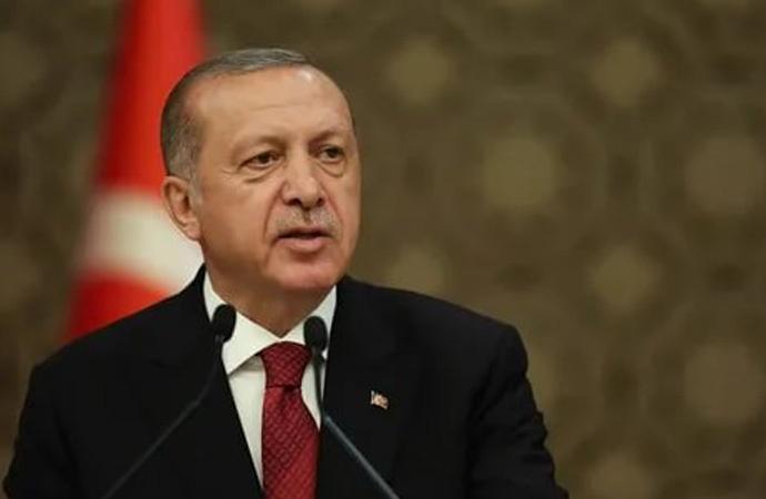 Erdoğan: Ben karikatürü görmedim