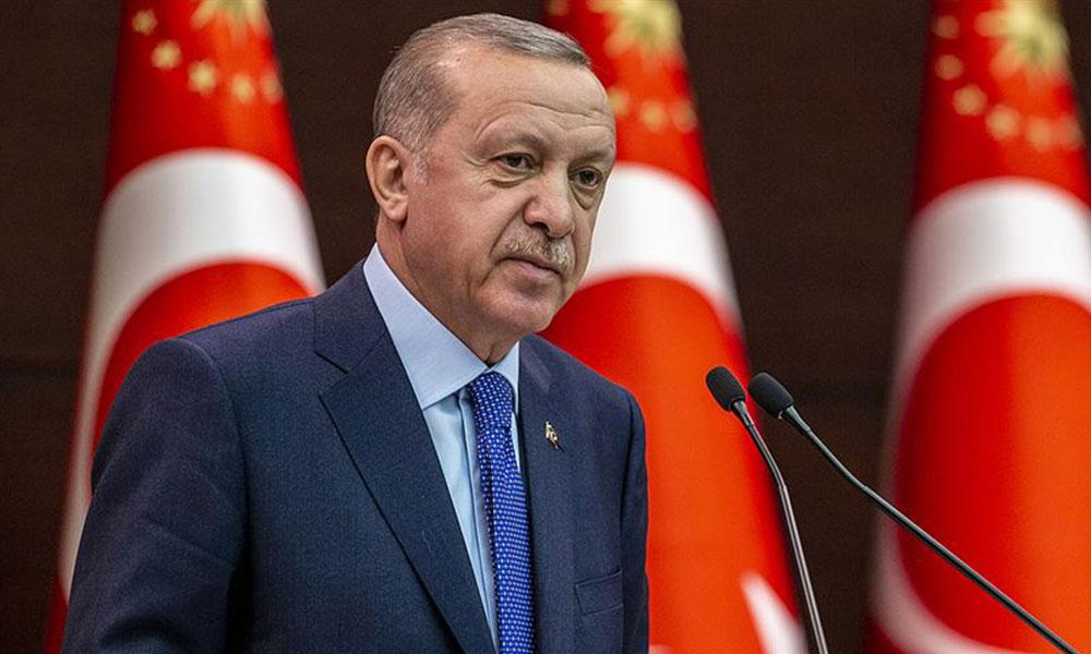 Erdoğan'dan Macron'a: Tedaviye ihtiyacı var