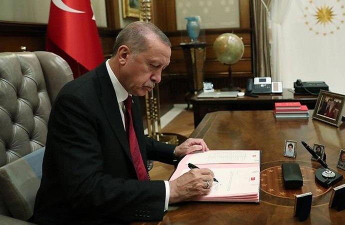 Erdoğan imzaladı! 7 Bakanlıkta kritik atamalar Resmi Gazete'de