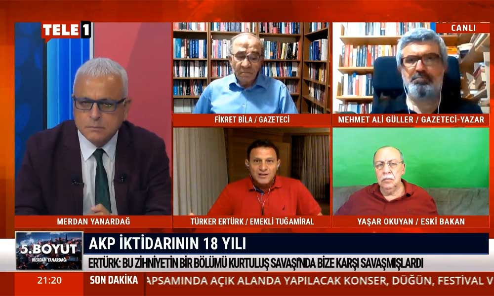 Türker Ertürk: Bu iktidar normal bir iktidar değil, normal bir iktidar olsaydı…
