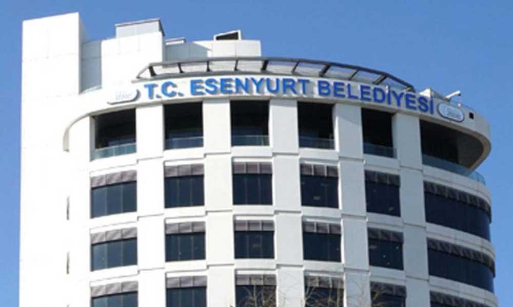 CHP'li Esenyurt Belediyesi'nin banka hesapları bloke edildi