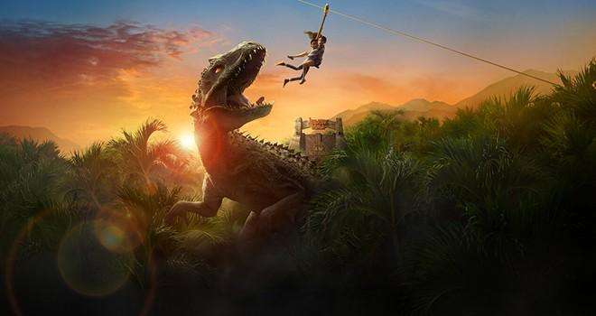 Jurassic World Kretase Kampı için tanıtım fragman yayınlandı