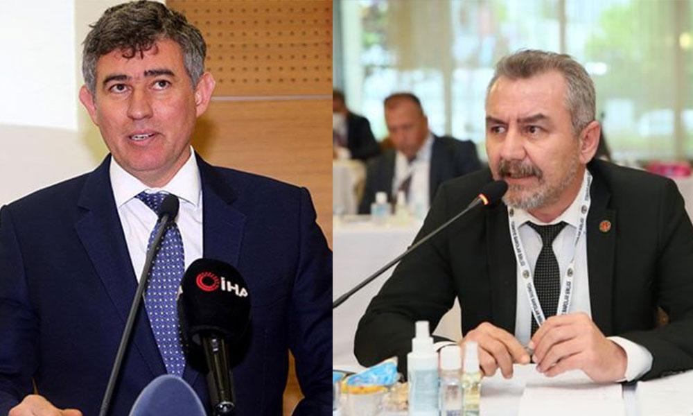Feyzioğlu Erdoğan'ı örnek aldı! Antalya Barosu Başkanı'nın paylaşımından şikayetçi oldu