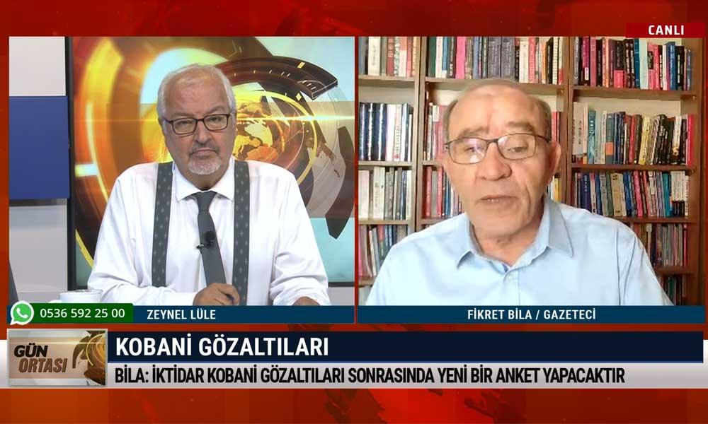 Gazeteci Fikret Bila: İktidar, Millet İttifakı'nda bir çatırdama hissederse erken seçim tarihini ona göre belirleyebilir
