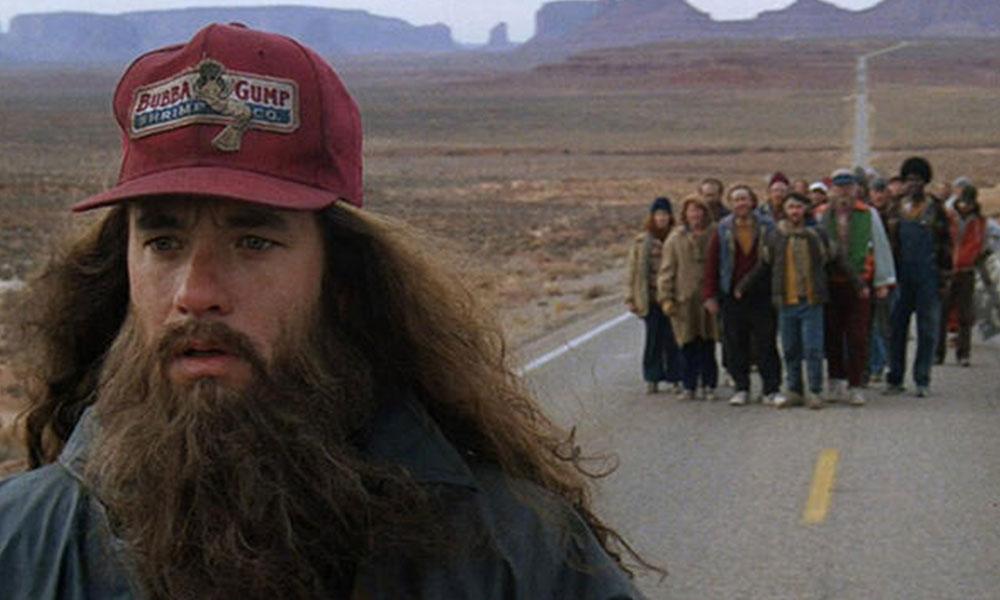 'Forrest Gump'taki efsanevi sahnenin masraflarını kendi cebimden karşıladım'