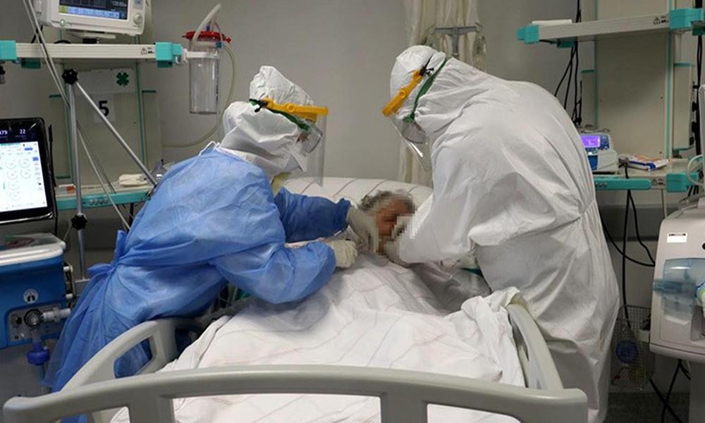 Gazi Üniversitesi Hastanesi'nde yoğun bakım servisleri yüzde 100 dolu!
