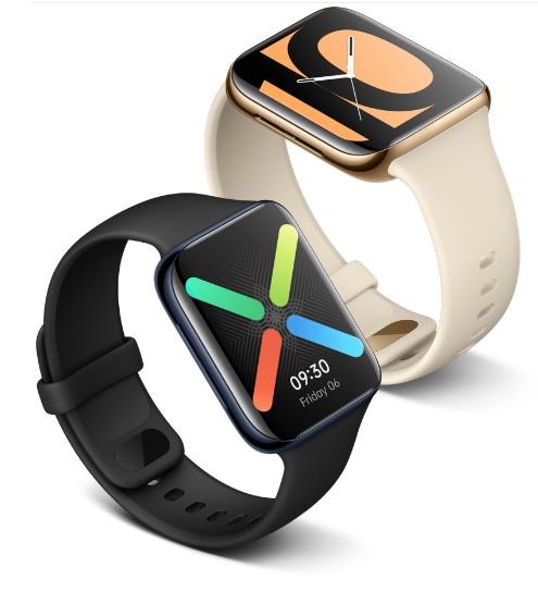 Oppo Watch : Apple Watch 'ın tahtı sallantıda