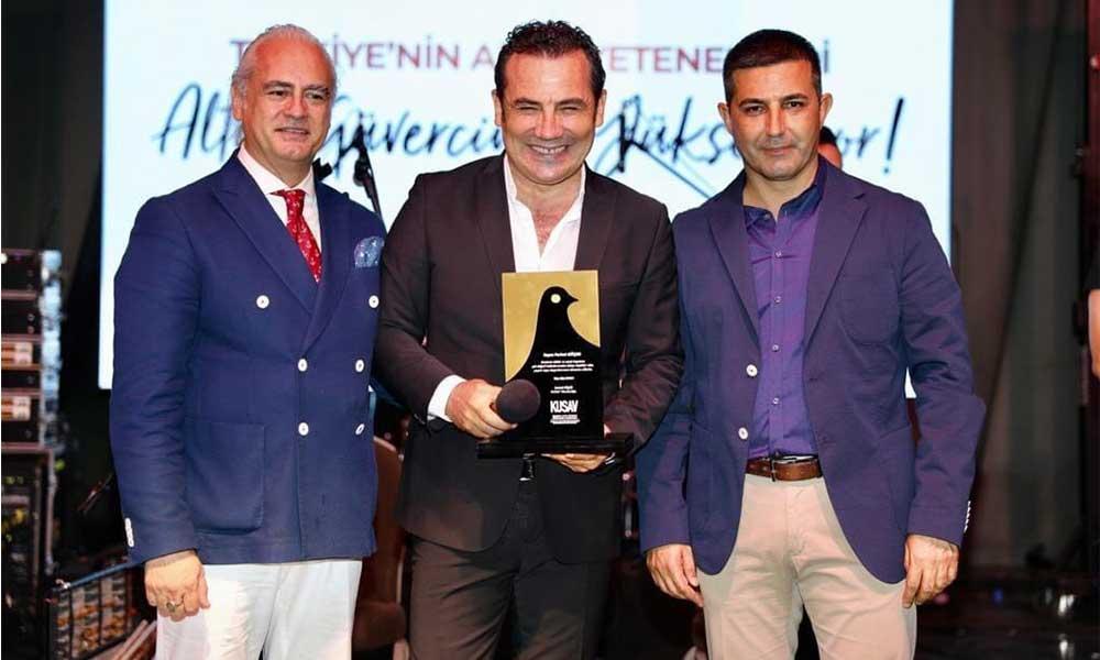 Başkan Atabay Altın Güvercin beste yarışmasına katıldı