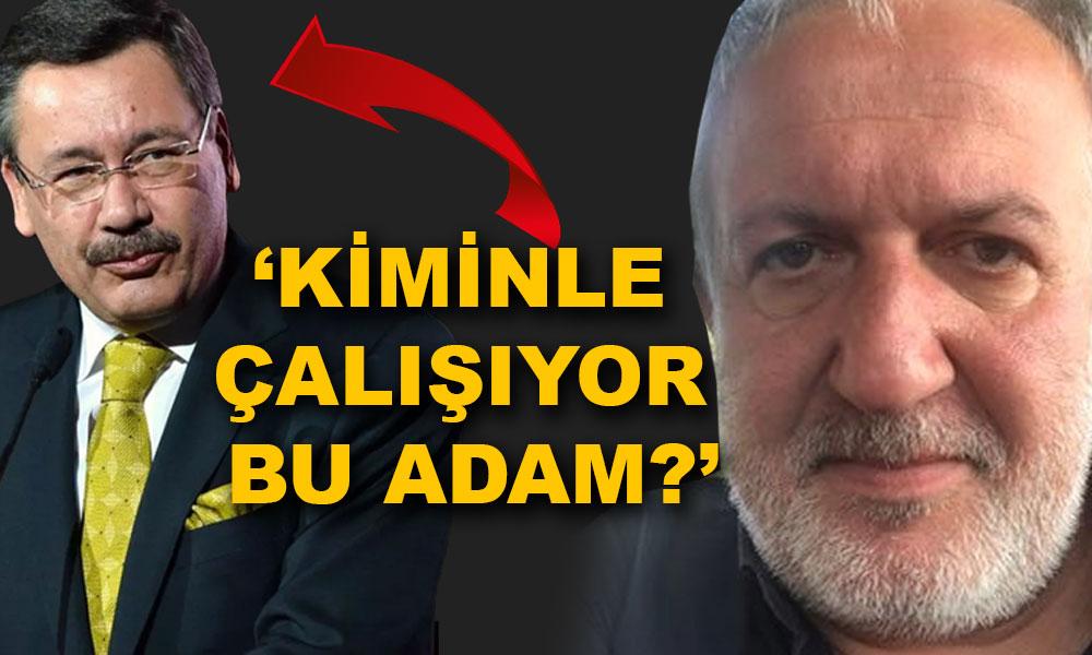 Erdoğan'ın kuzeni Gazeteci Cengiz Er'den, Melih Gökçek için ağır sözler: Korkmayın