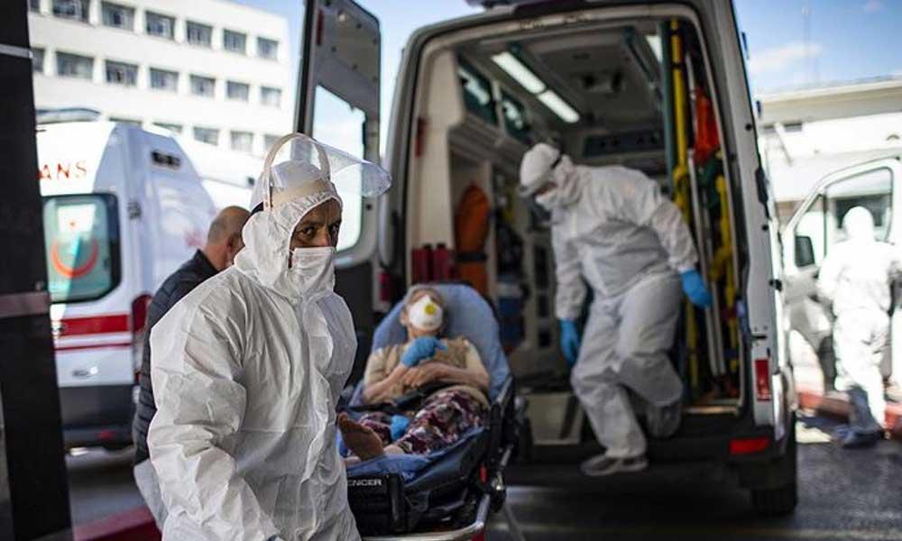 Günlük koronavirüs tablosu açıklandı! Toplam can kaybı 8 bin 195 oldu