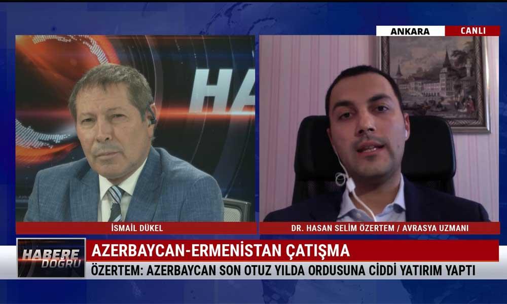 """""""Azerbaycan uluslararası toplumun baskısına kadar kaybettiği yerleri geri almaya çalışacak"""""""