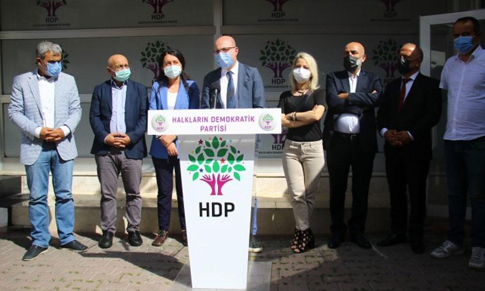 CHP'li İlhan Cihaner'den HDP'ye ziyaret: Bu oyunu bozmalıyız