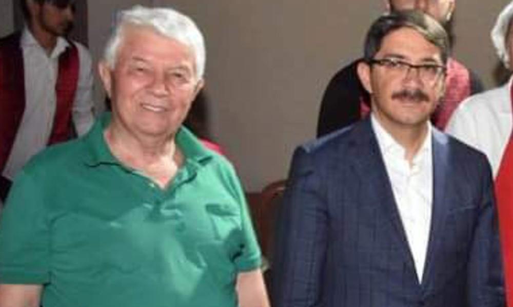 AKP'li Mehmet Candan koronavirüsten hayatını kaybetti