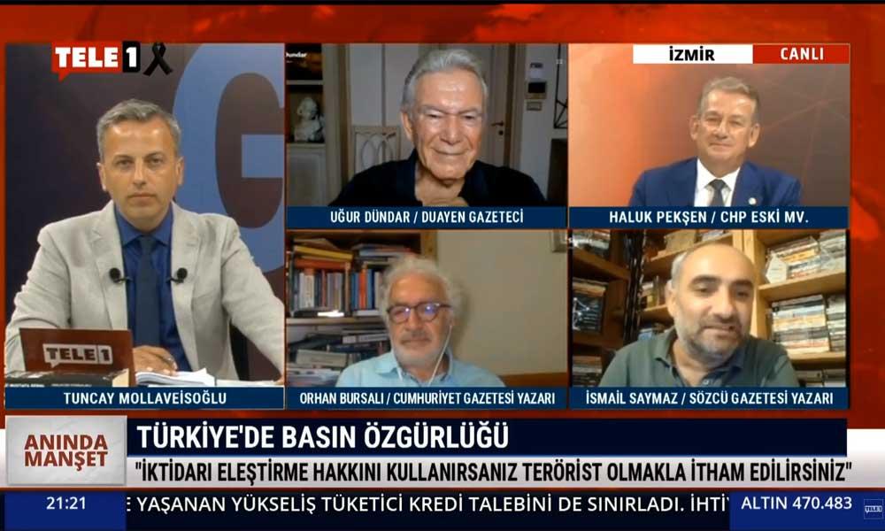 İsmail Saymaz: Ahmet Davutoğlu ile röportaj yaptığım için işimi kaybettim