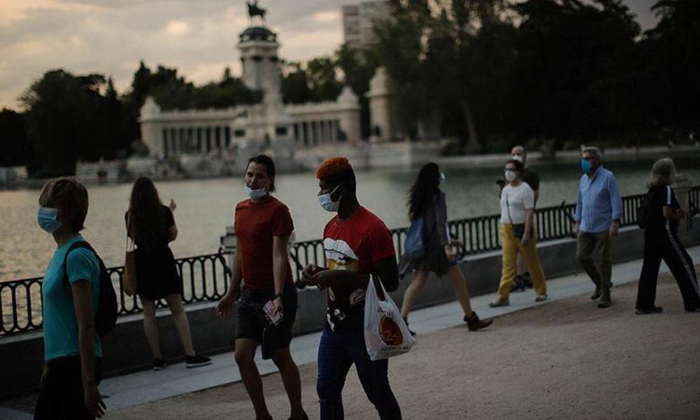 İspanya'da 77 belediye serbest dolaşıma kısıtlama getirdi