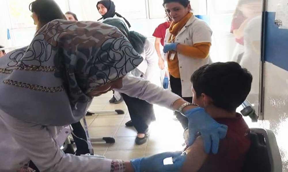 Milyonlarca çocuk bu yıl ilk kez aile hekimliklerinde aşı olacak