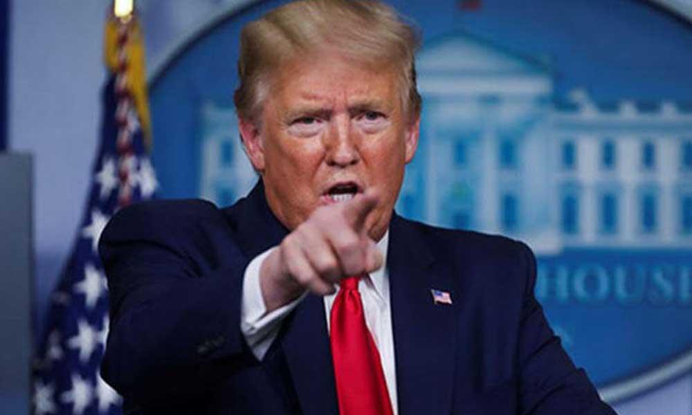 ABD Başkanı Trump'a zehirli mektup yollayan kişi gözaltına alındı