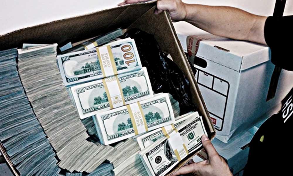 BM'den rapor: Her yıl yaklaşık 1,6 trilyon dolar para aklanıyor