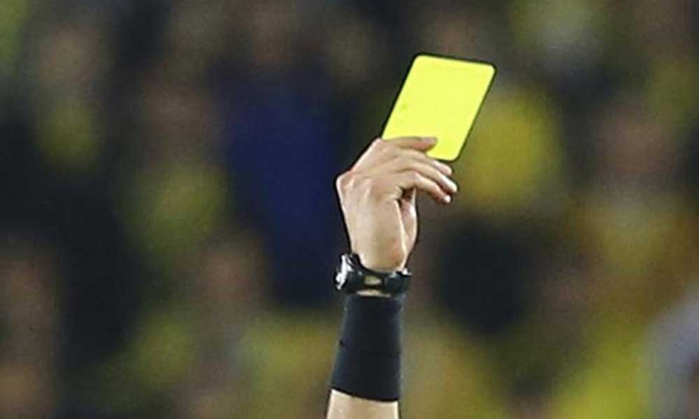 TFF, 'ikinci sarı kartın ardından kırmızı kart' yiyen oyuncu kuralını değiştirdi!