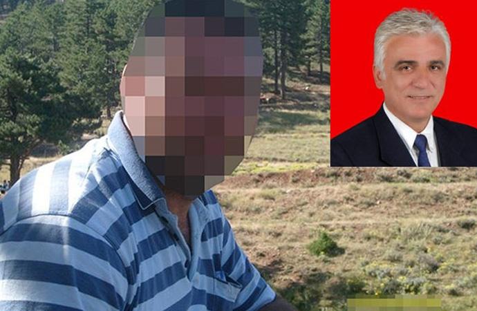 Yanmış cesedi bulunan CHP'li başkanın katili özel harekat polisinin ifadesi ortaya çıktı