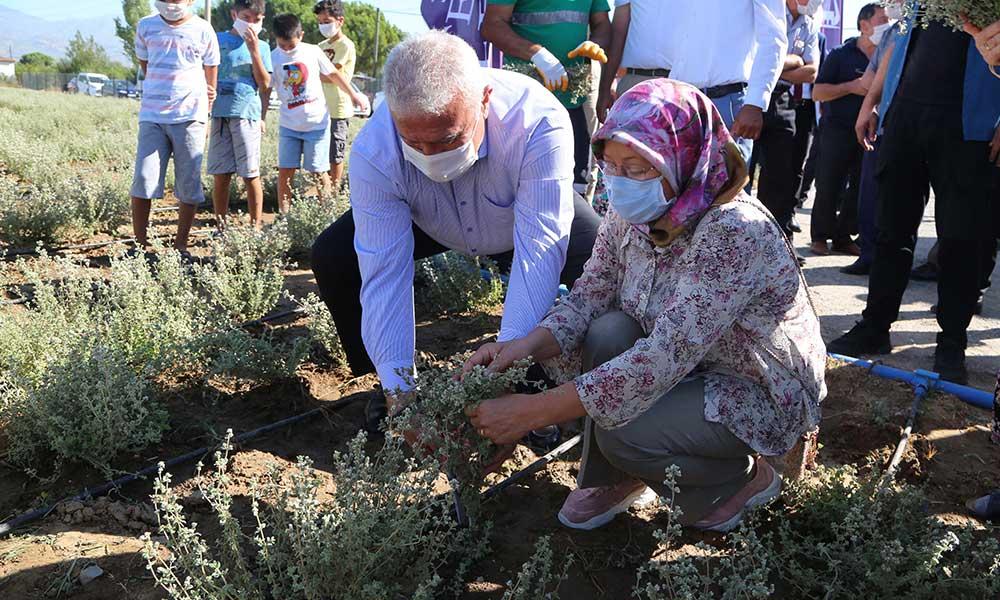 Başkan Atabay Didim'de bir ilki gerçekleştirdi
