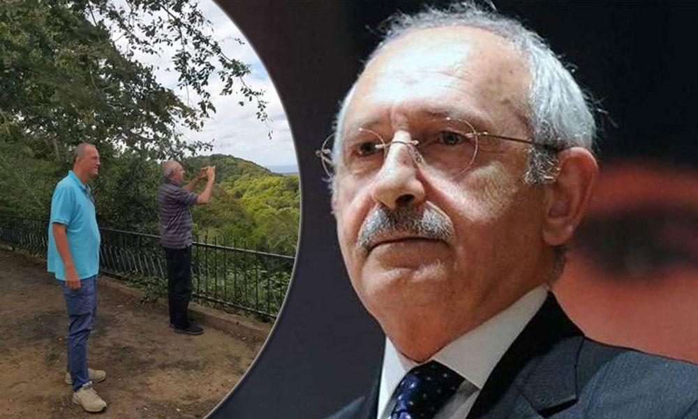 Kılıçdaroğlu'nun herkesten gizlediği dört günü