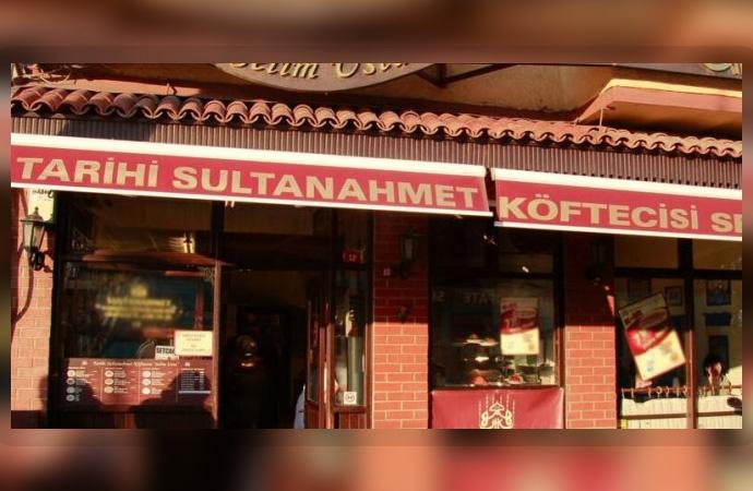 Mahkemeden 'Tarihi Sultanahmet Köftecisi' kararı